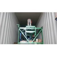 China CE Door Making Machines for Mgo / Mgcl / Fiber Glass Mesh Raw Material on sale