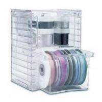 Buy cheap High Quality Clear Jewelry Acrylic 3 Drawer Organizer product