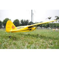 Buy cheap Cheap 4 Channel Mini Piper J3 Cub Plug And Play RC Planes With Anti -Crash Electric Motors product