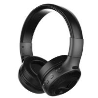 Buy cheap BK-B19 Bluetooth Headphones with mic fm Radio Stereo Bass Headset for iphone mobile Computer Wireless earphones+TF card product