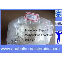 Buy cheap Injectable Primobolan Depot / Methenolone Enanthate 303-42-4 Steroid For Bodybuilding product