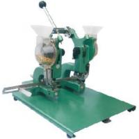 Buy cheap JYS2 Two Heads Manual Eyeleting Machine product