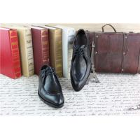 Quality Bespoke Goodyear Handicraft Genuine Leather Handmade Men Wedding Shoes Dress for sale