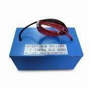 Buy cheap Lifepo4 Low-Discharge Electric Vehicles Battery High Capacity 60v  50ah product