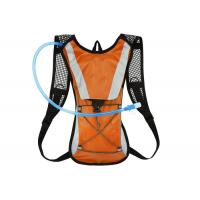 Breathable Water Reservoir Backpack , Womens Hydration Packs For Mountain Biking