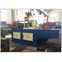 Buy cheap PLC Control Tube Forming Machine , Single Head Pipe Forming Machine product