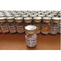 Buy cheap 5mg, 10mg Fat Burning Supplement  Polypeptide Hormones HGH Fragment 176-191 product
