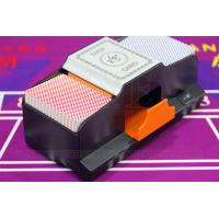 Buy cheap Casino Optical Fiber Poker Playing Card Shuffler For Baccarat Gambling Cheat product