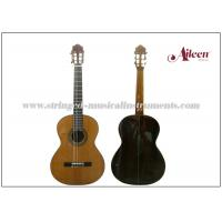 "Buy cheap 39"" High End Vintage Solid Cedar Top Classical Electric Guitar ( ACM30B ) product"