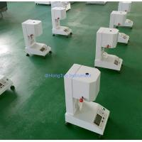 Quality Laboratory Digital Plastic Testing Machine MFR Melt Flow Indexer Equipped With for sale