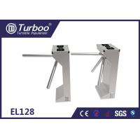 Buy cheap Bidirectional Waist High Turnstile Mechanism Security Barrier Gate Entry Systems product
