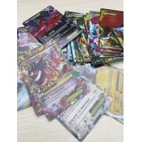 Buy cheap English Pokemon Cards EX Version Shiny POKEMON Trading Cards Toys for children product