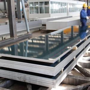 China Mobile Phone Aluminium Alloy Plate / H112 6061 Aluminum Plate Heat Dissipation on sale