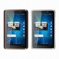 Buy cheap 7-inch Tablet PC with Cortex A9 Processor, Supports 3G/GPS/Analog TV/BT/Wi-Fi/FM/Bluetooth/HD product