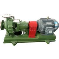 Buy cheap Horizontal Centrifugal Transfer Pump , Food Grade Stainless Steel Edible Oil Pump product