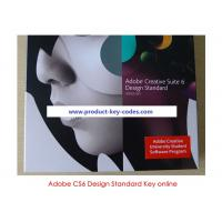 China Adobe Photoshop Product Key , adobe cs6 design standard for mac on sale
