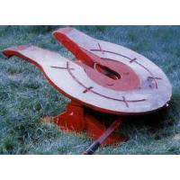Buy cheap Large Tonnage Cast Steel And Traction Seat Heavy Duty 150mm Mounting Height product