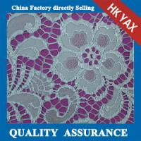 Buy cheap 2014 china factory Most fashionable design 100% nylon lace fabric for years in good design YAXL-1520 product
