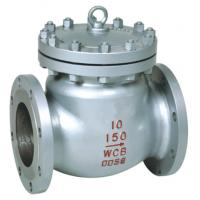 Buy cheap Automatic Actuated Stainless Steel Check Valve Bolt Bonnet Type Class 150 product