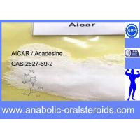Buy cheap 2627-69-2 Sarms Raw Powder Performance Enhance Drug AICAR / Acadesine product