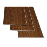 Buy cheap Flat PVC Vinyl Flooring Stain Resistance With Wear Layer / PVC Decor Film product