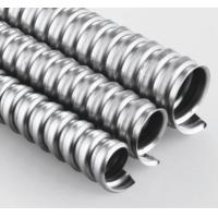 """Buy cheap 1/2"""" Metal Flexible Electrical Conduit Pipe For High Speed Rail Subway Equipment product"""