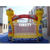 Buy cheap Commercial Inflatable Combo Bouncers product