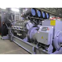 Buy cheap Water Cooled Perkins Diesel Genset 4016-61TRG3 With 1800KW Output Power product