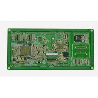 Buy cheap Green Electronic Circuit Board FE-4 4 Layer PCB Board 1 Oz Pcb product