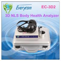 Buy cheap Multi - language English Software 3D NLS Health Analyzer for Full Body product
