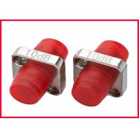 Buy cheap 3dB SC To ST Fixed Optical Attenuator , Male To Female Build Out Singlemode from wholesalers