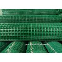 Buy cheap 2 X 2 PVC Coated Welded Wire Mesh Roll Square Mesh Hole For Chicken Cage product