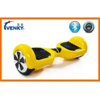 Buy cheap Bluetooth 2 wheel electric standing scooter , 500W smart balance board product
