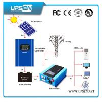 Buy cheap Pure Sine Wave Hybrid Solar Inverter with LCD Display and UPS Function product