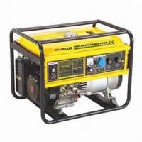 Buy cheap Gasoline Generator/Welder with 2.5kW/50Hz Rated Power and 80cc Displacement product