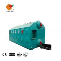 China Horizontal Coal Fired Hot Water Boiler / Biomass Boiler Efficiency 1.25 Mpa on sale
