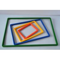 Buy cheap Custom ABS POS Plastic Snap Frame Exhibition A3 A4 A5 in Clear Green Black product