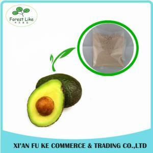 Buy cheap High Quality Avocado Spray-Dried Fruit Instant Powder Avocado Fruit Extract product