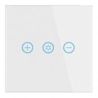 Buy cheap WIFI Smart Touch Dimmer Switch Alexa Google Home Tuya Smart Home from wholesalers