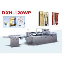 China Cosmetic Packaging Machine Automatic Carton Box Packing Machine For Hair Creams/ Ointment wholesale