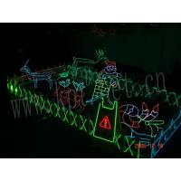 Buy cheap christmas neon el wire party decoration,diy children toys lighting product
