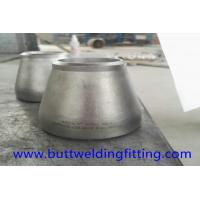 Buy cheap Butt Weld  Nickel Alloy C22 Concentric Reducer ASME B16.9 2 1/2'' SCH40 from wholesalers