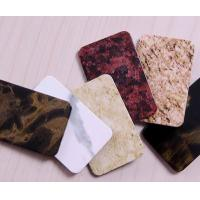 Buy cheap Granite Marble Effect  Aluminum Composite Panel from wholesalers