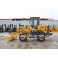 Buy cheap SINOMTP Mini Wheel Loader T915L With 0.8 Ton Loading Capacity 0.32m3 Bucket product