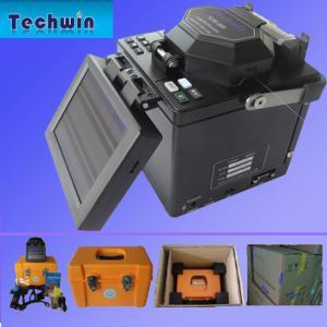 Buy cheap 日本Fujikura FSM60sの融合のスプライサの価格へのTechwin TCW-605の同輩 product
