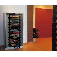Buy cheap 360 Degree ABS Rotating Shoe Rack Storage, Modern Closet Revolving Stackable Shoe Racks product