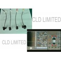 Universal Model Car Parking Cameras System Supports Sd Card High Definition