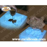 China RTV2 Silicone for Resin Ornaments Molding on sale