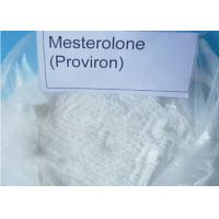 Quality Healthy Mesterolone / Proviron Steroid Raw Powder For Muscle Building 1424-00-6 for sale