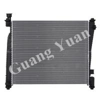 Quality OEM 55038001Ah / 52014529AB Ford Aluminum Radiator , Jeep Grand Cherokee Radiator Nissens 61032/61033 DPI 13200 for sale